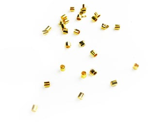 50pcs crimp beads