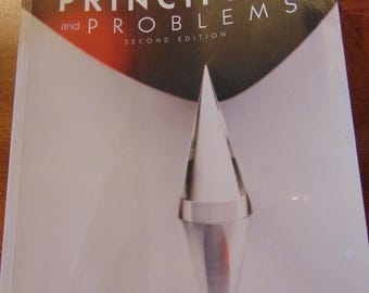 Design Principals and Problems  1984  Paul Zelanski and Mary Pat Fisher  Second Edition