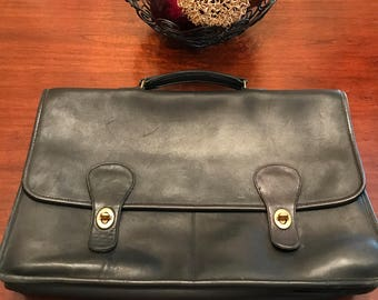 Vintage Coach Briefcase
