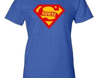 Super Nurse Shirt, Cute Nurse Shirt, Nurse Gift