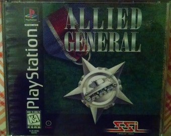 Allied General (PS1)