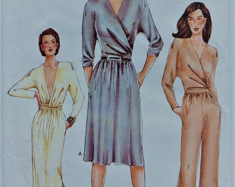 Vogue sewing pattern 7313 - Misses' top, skirt and pants