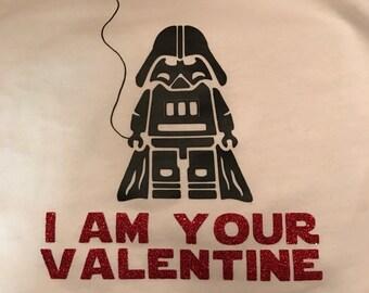 Star Wars Valentine Shirt Toddler