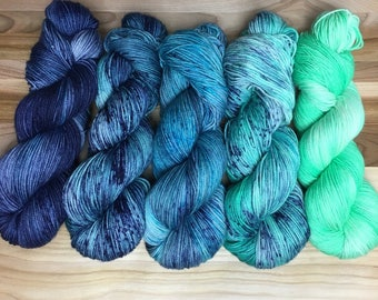 Yarn Kit for So Faded Sweater