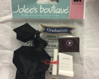 Jolee's Boutique Graduation Stickers