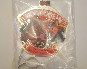 HOBGOBLIN beer pump badge & clip