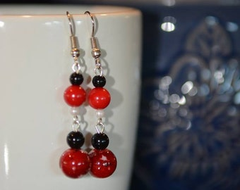 13th pair of Lorraine's Earrings in the Ladies Night Out Series