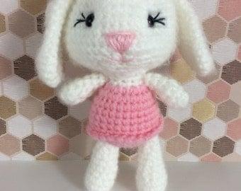 Rabbit Amigurumi - handmade / Amigurumi toys