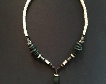 Authentic Handmade Native American Arrowhead Necklace