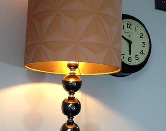 Hand Made Copper Star Lampshade