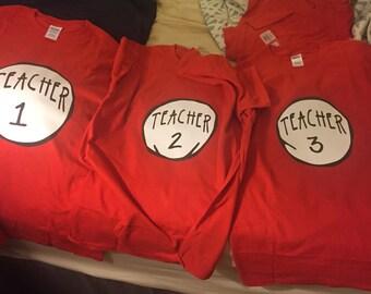Teacher 1 Shirt