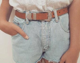 90's Vintage // ESPRIT Denim Cut Offs // Womens size 8