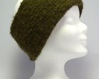 Headband olive S
