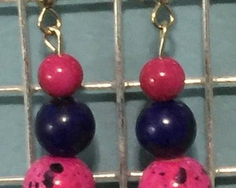 Roxanne Flower Earrings