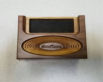 Wood Speaker, Home Audio, Wireless Speaker, Hand Crafted, Ready to Ship, Resonance Amplifier, Acoustic Speaker