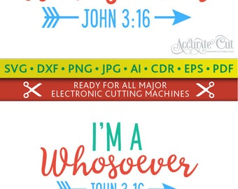 I'm a Whosoever Svg Easter I'm a Whosoever Svg I'm a Whosoever Cut Files Silhouette Studio Cricut Svg Dxf Jpg Png Eps Pdf Ai Cdr