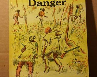 1968 One Week of Danger by Cateau De Leeuw