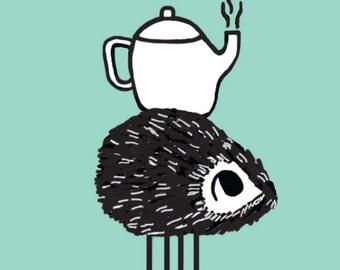 Made a fresh pot tea