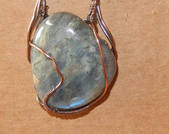 Wonderfully playful Labradorite Stone