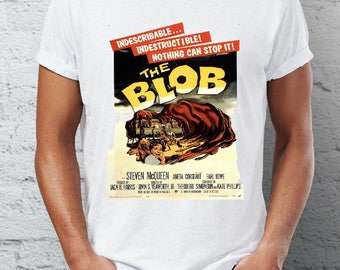 the blob - movie -  t-shirt