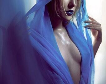 Mermaid Cosplay print