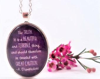 Dumbledore Truth Quote