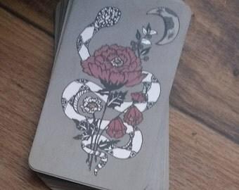 Single Card Draw, Pythia Botanica Oracle Deck