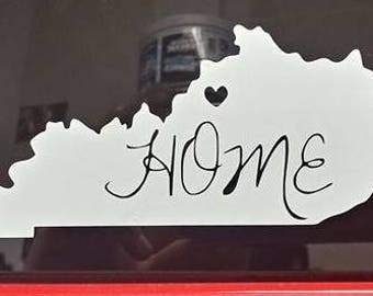 KY Home Decal