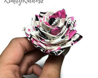 Duct Tape Flower Pen Medium