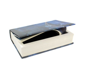 Hollow Book Box Harry Potter Deluxe Order Of The Phoenix Booksafe with Slipcase Cut and Detailed By Hand Great Gift For Teen - READY TO SHIP