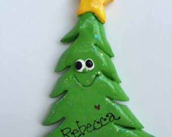 Personalized Christmas Tree Ornament /Children's ornament