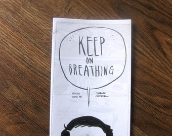 Keep on Breathing Minicomic