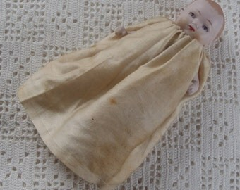 Vintage Bisque Baby Doll Germany