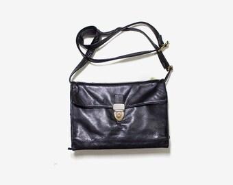 Vintage Mini Purse / Mini Leather Purse / Leather Wallet Purse / Perlina Purse / Mini Crossbody Purse / Leather Crossbody Bag