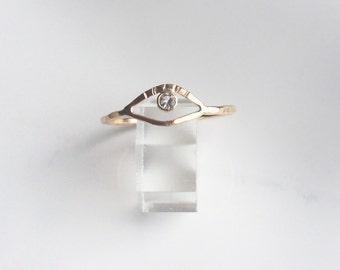 Third Eye / Evil Eye Ring