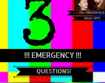 3 Question FAST! Psychic Reading. sAME dAY pSYCHIC!!! No Cards or Tools! PDf file email reading