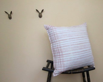 Indian Hand-Blocked Pillow Case