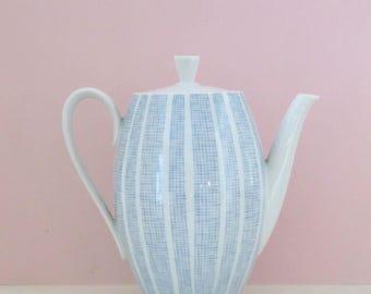 Vintage Mid Century Setlmann Weiden Bavaria Isolde Coffee/Tea Pot Made in Germany