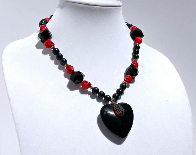 Gothic Love Necklace