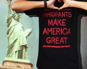 Immigrant Love Men's/Unisex T-Shirt