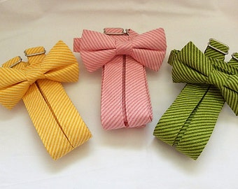Easter Suspenders & Bow Tie. Sizes Infant-Adult. 10 Colors to Choose From. Perfect for Wedding or Photo Shoot. Free Custom Fitting Available