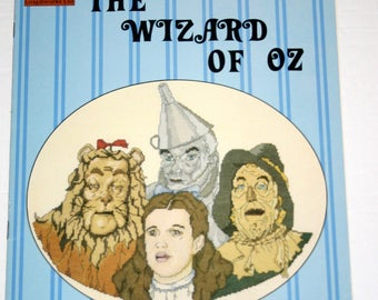 Graphworks Ltd. The WIZARD OF OZ Counted Cross Stitch Booklet No. 5
