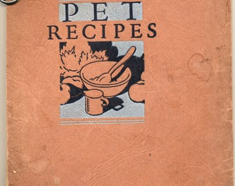 Pet Brand Milk Recipe Book 1931