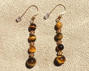 SmokeyEyes earrings