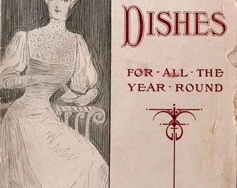 Dainty Dishes For All The Year Round