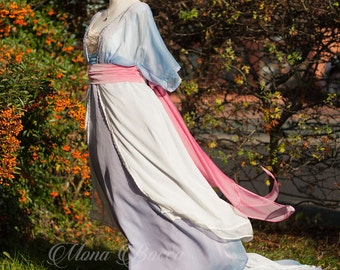 Titanic Rose Swim Dress, Rose DeWitt Bukater, Swim dress, Titanic gown, Titanic costume,  Handmade in England by Mona Bocca