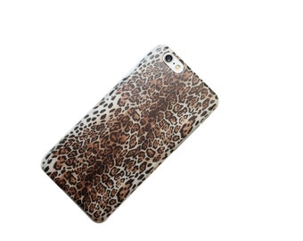 Leopard Print Animal, iPhone Case, Phone Case, iPhone 6, iphone 7, iphone SE, iphone 6 Plus, iphone 7 Plus,Mother's Day Gift