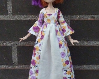 Long dress for Ever After High dolls.