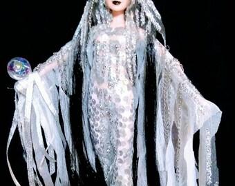 Supernatural Oracle of Fortune - OOAK Barbie doll Dakota's song