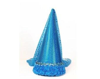 Princess Hat_Aqua